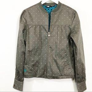 ✔️DC Gray Jacket size M